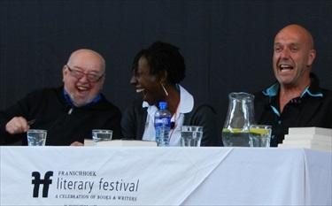 Franschhoek Literary Festival 2014 Panel