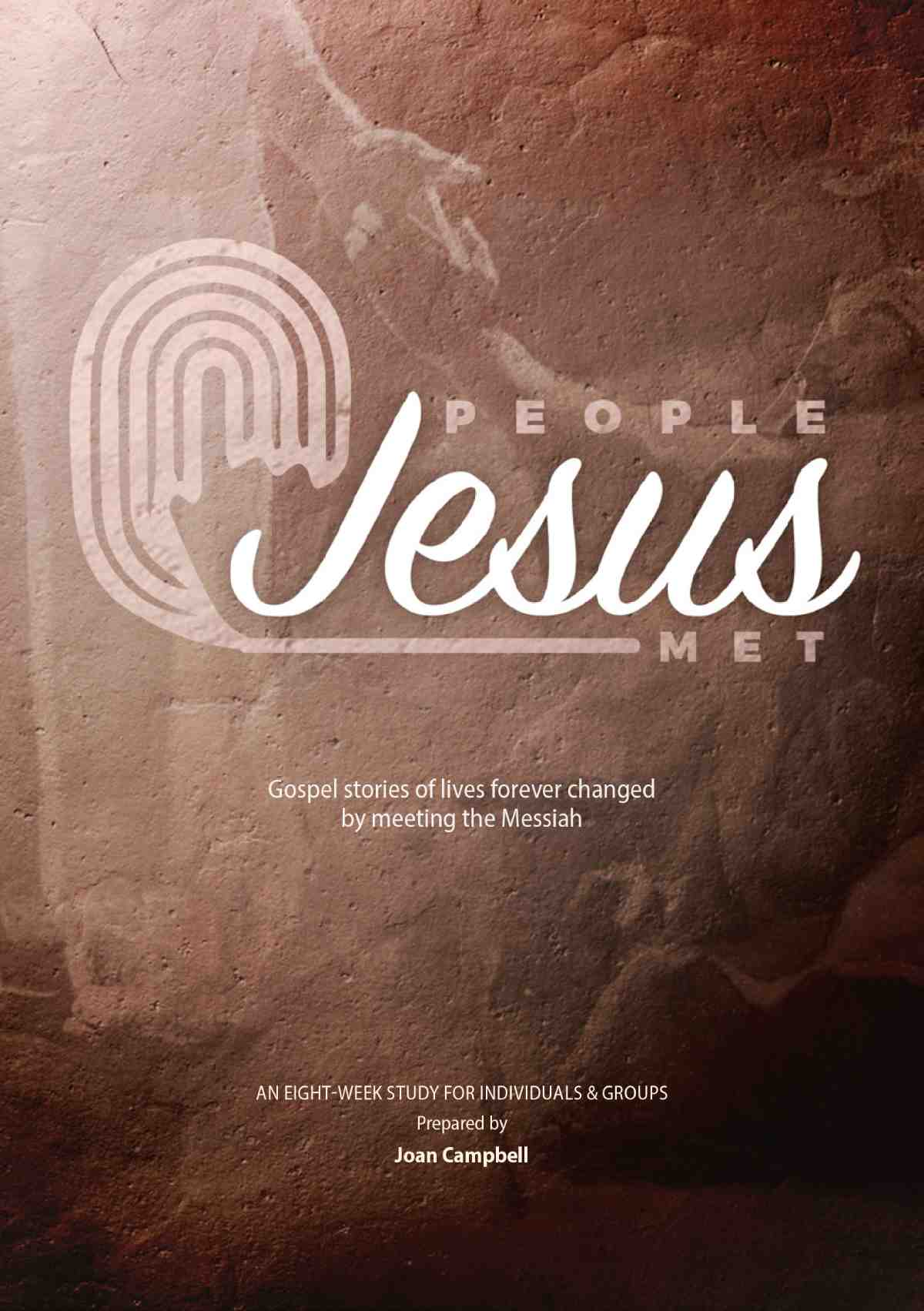 People Jesus Met Cover