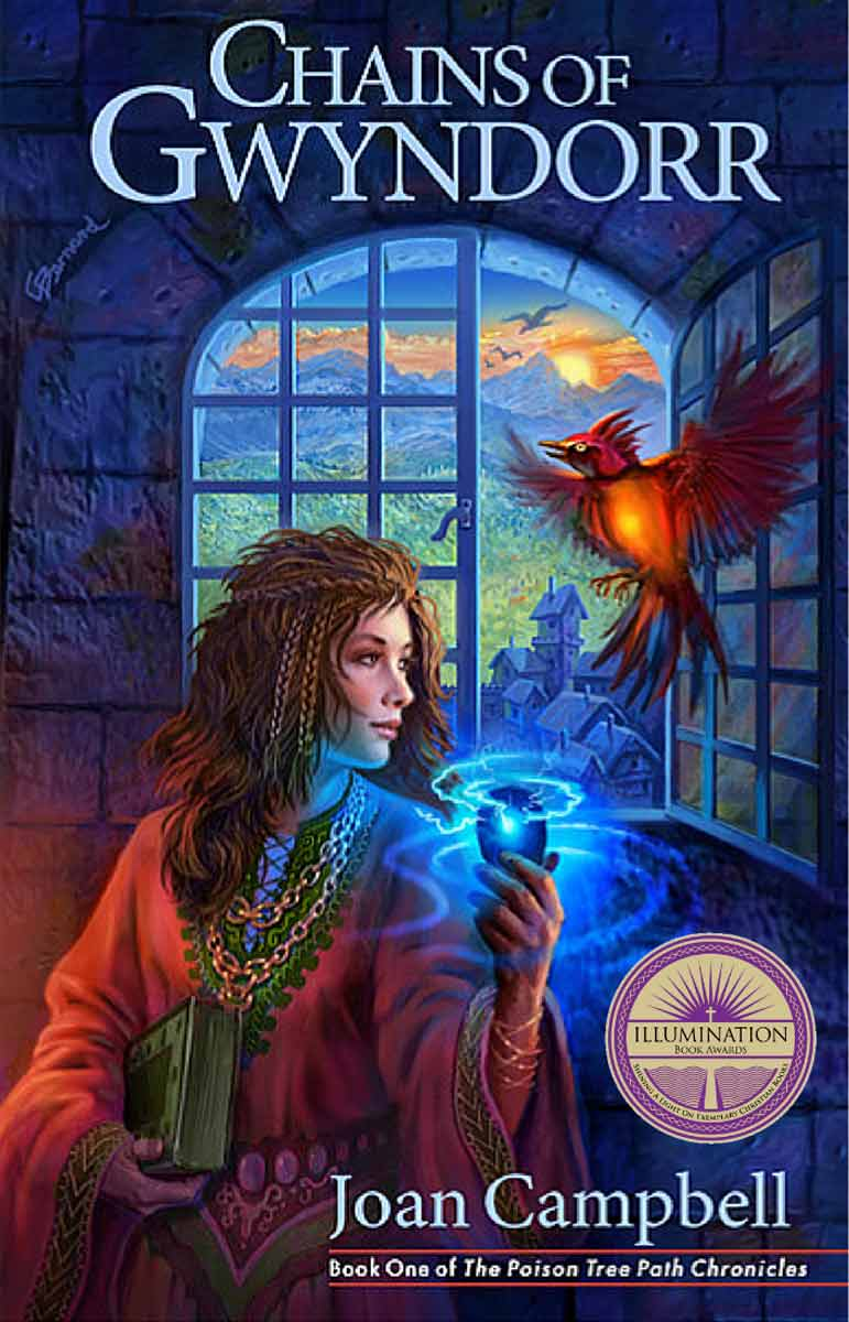 Chains of Gwyndorr Book by Joan Campbell
