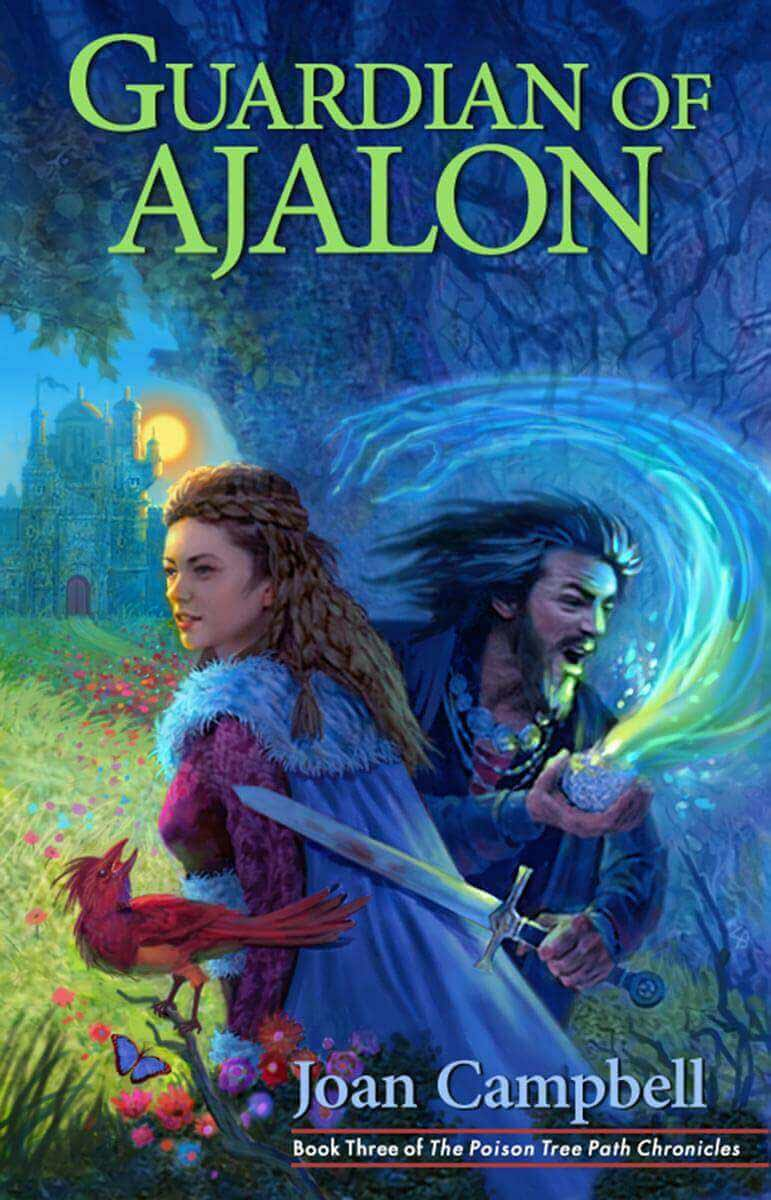 Guardian of Ajalon Book by Joan Campbell