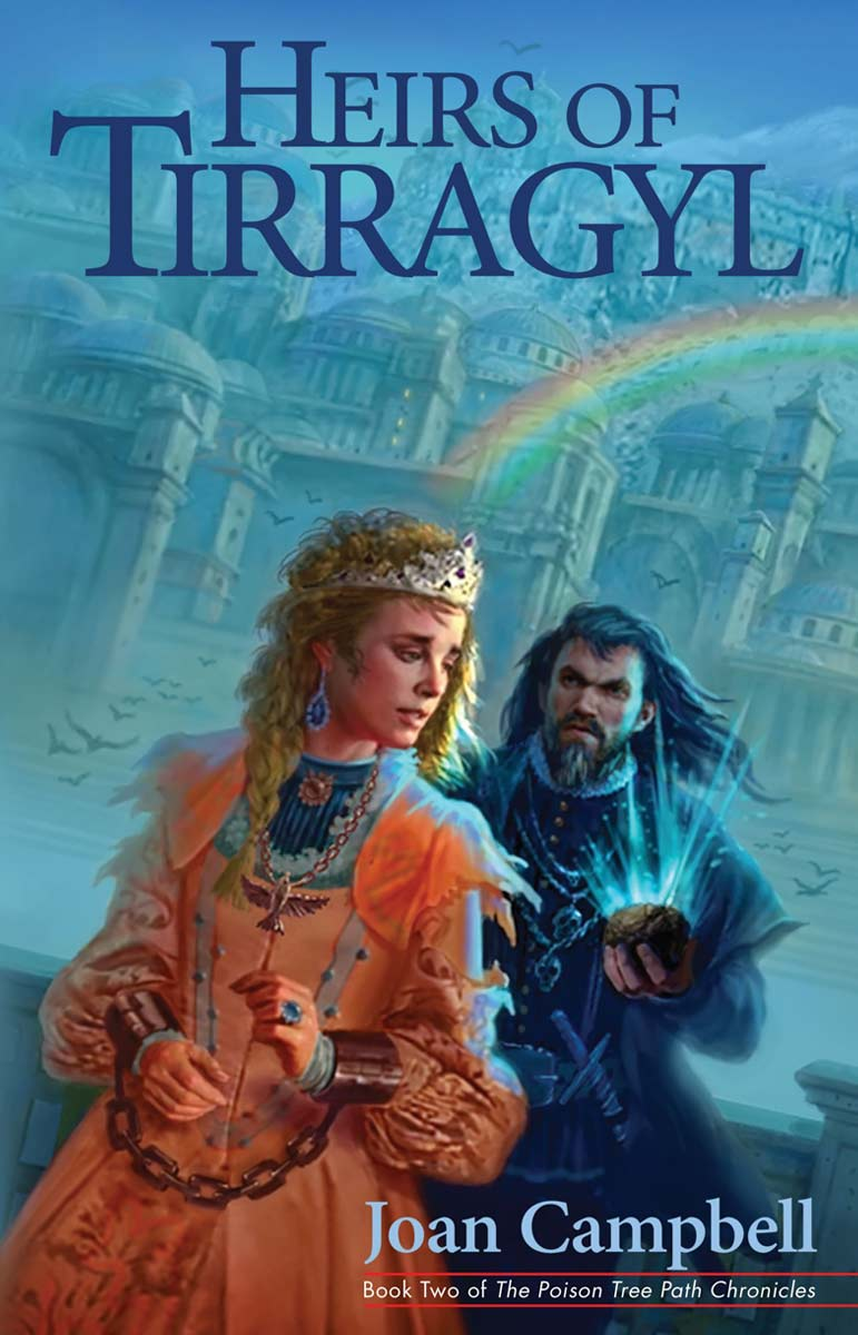 Heirs of Tirragyl Book by Joan Campbell