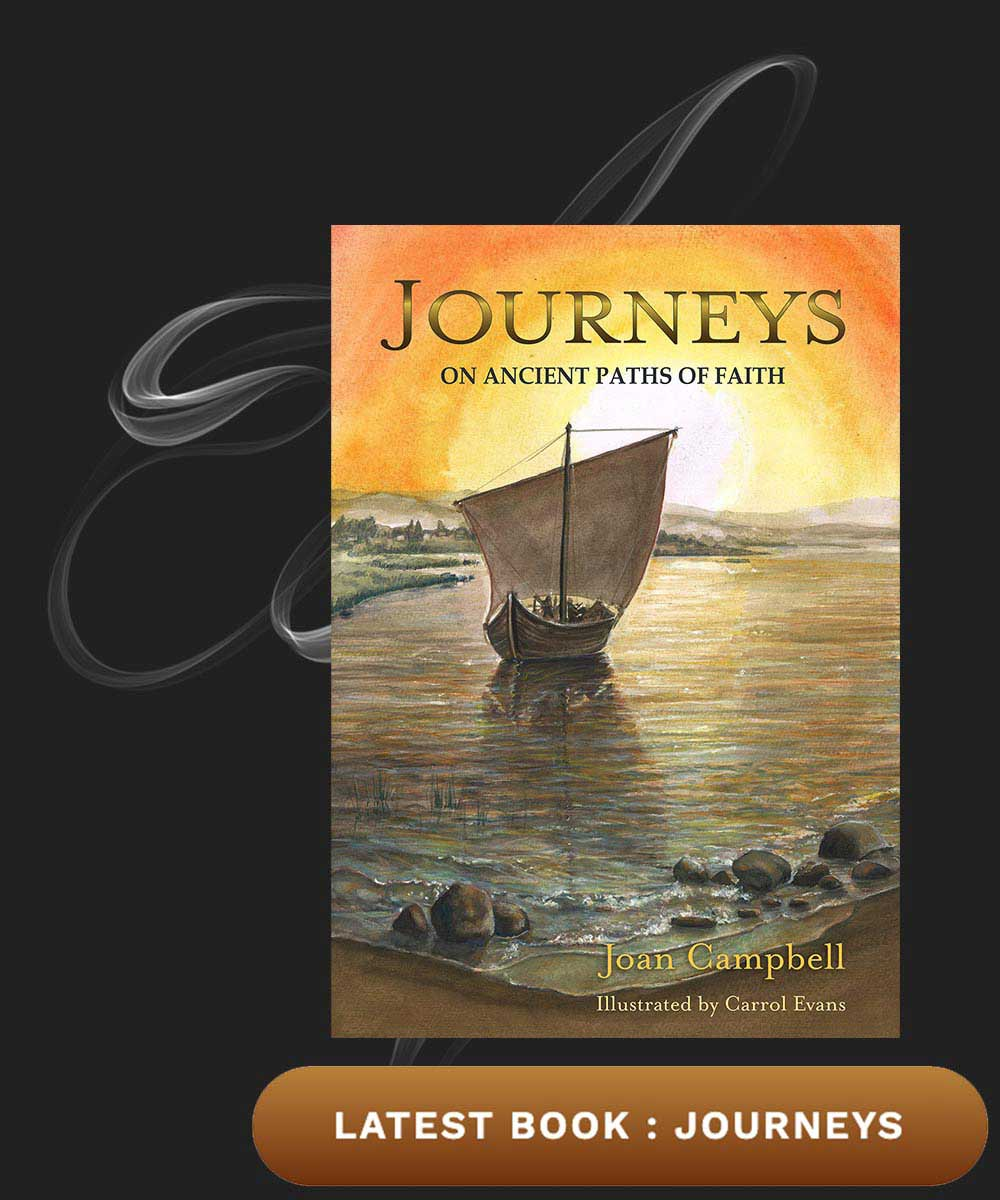 Journeys Book - Joan Campbell