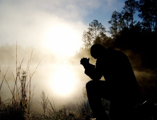 Breath Prayers for Troubled Times